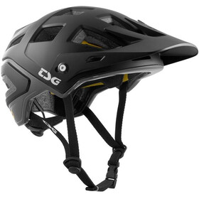 TSG Scope MIPS Solid Color Casco Hombre, satin black